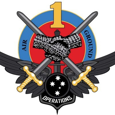 1 Air Ground Operations Battery