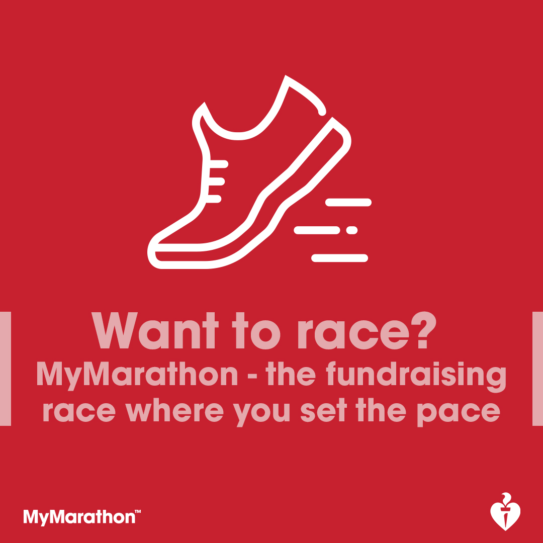 Social Post - Want to race?
